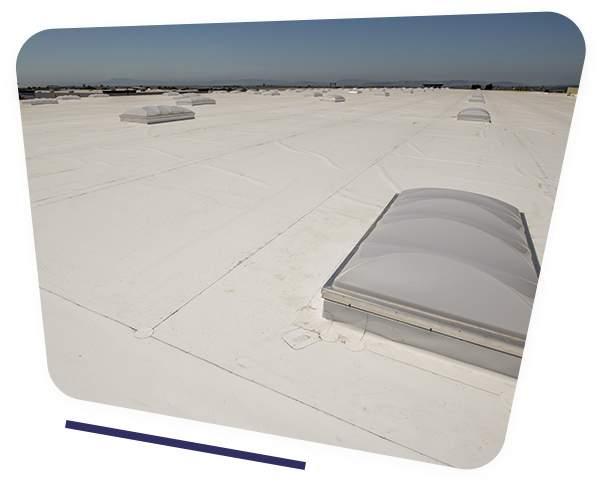 toit peinture reflection gain chaleur economie energie roofflect